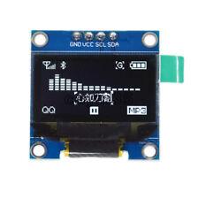 """0.96"""" I2C IIC Serial 128X64 White OLED LCD LED Display Module for Arduino UK"""
