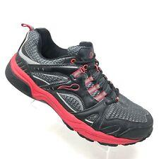 Gravity Defyer Orbit Black Red Sperm Logo Sneaker Athletic Shoe Mens SIZE 11