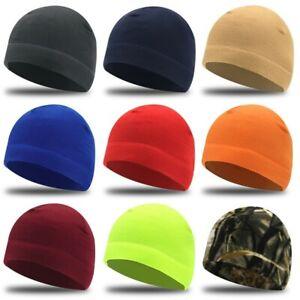 Cycling Cap Headwear Winter Hats Men Outdoor Running Ski Skiing Sports