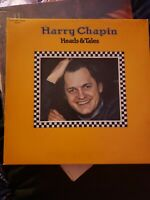 HARRY CHAPIN Heads and Tales ELEKTRA 75023 Vinyl (M) SEALED