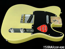 LOADED Fender American Special Tele BODY Texas Special Telecaster Vintage Blonde