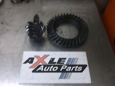 Yukon Gear Ring And 28 Spl Pinion 411 Ratio For Ford 9 Like New Gear Change