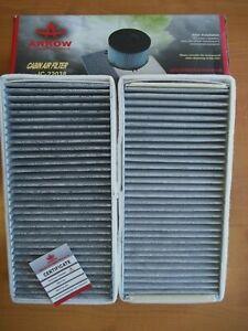 Ac Cabin Air Filter Set Mercedes Benz High Quality  ( 2 Filters)  A210 830 1018