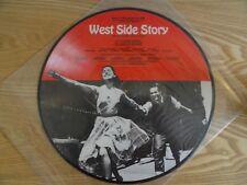 Leonard Bernstein - West Side Story 1985 Picture Disc (Vinyl 33 LP) from Denmark
