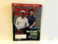 Progressive Farmer July 1999 Southeast Edition Cash Crisis Crop Disasters Agricu