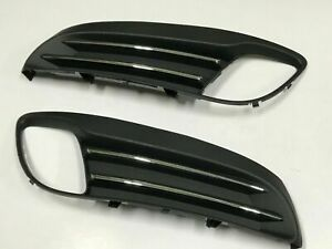 Front Fog Lights Lamp Cover 2p for 2008 2011 Hyundai Genesis Coupe