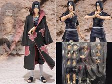 Anime Naruto Shippuden SHF S.H.Figuarts Uchiha Itachi Action Figurine Statue