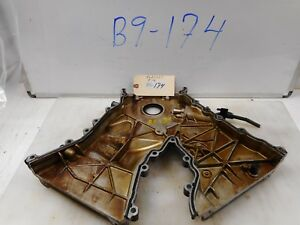2004 FORD ESCAPE XLT TIMING COVER 1S7E-6D080-AB