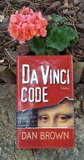 Dan Brown - Da Vinci code, très bon état