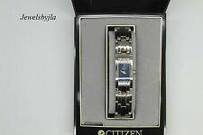 Citizen EH9530-51L Pretty Ladies Watch Dress Bracelet Thin BRAND NEW!