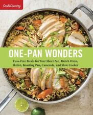 One-Pan Wonders In Kitchen Home Dutch Oven Grill Roast Casserole Skillet Meals