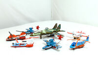Aircraft Helicopter Fighter Aircraft Etc. 7 Piece
