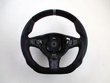 Personalizado De Alfa Romeo 147 GT steerig rueda plana Grueso pulgares Volante