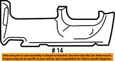 CHRYSLER OEM Instrument Panel Dash-Column Cover WC27BD1AB