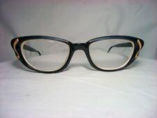 Unique! Euroframe Paris, Cat's Eye, Art Deco, women's eyeglasses frames, vintage