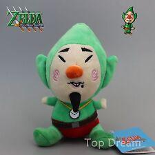 "The Legend of Zelda The Wind Waker 7"" Tingle Plush Toy Doll Figure Cute Soft"