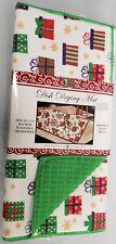 "Microfiber Quick Drying Mat (16""x24"") WINTER CHRISTMAS GIFTS, green,BH"