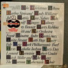 "THE CHRISTMAS ALBUM - 20 Great Favorites (Shrinkwrap) - 12"" Vinyl Record LP - EX"