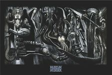 "H.R. Giger fantasy art poster 24x36"" Ani Mia ( Alien World )"