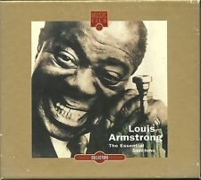 Armstrong, Louis The Essential Satchmo Gold CD Music Club Limited E. mit Nr. OOP