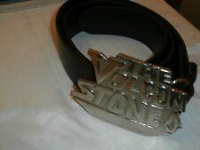 """Volcom Stone Xlarge Logo Buckle Belt Size S 36"""""""