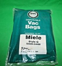 DVC Brand Vacuum Cleaner Bags Designed To Fit Miele G