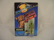 Space Precinct Snake Action Figure
