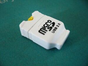 nano white USB 32gb Memory Card Reader for sony PS4 w/ latest software v.7.50