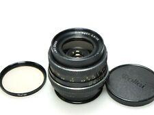 Carl Zeiss Distagon 35mm F2.8 W. Germany f. Rolleiflex SL35