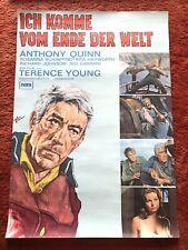 Ich komme vom Ende der Welt Kinoplakat Poster A1, Anthony Quinn, Rita Hayworth