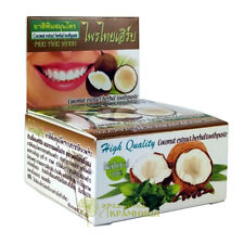 Coconut Oil Extract Herbal Toothpaste 25g