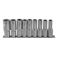 BlueSpot Tools B/s01541 Deep Socket Set of 9 Metric 1/2in Square Drive
