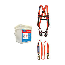 Bailey FALL PROTECTION ELEVATED WORK PLATFORM KIT Universal Harness, Lanyard