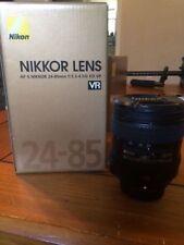 Nikon Zoom-NIKKOR 24-85mm f/3.5-4.5 AF-S VR IF ED G Lens