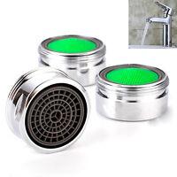 Wasserhahn Tap Düse Thread Swivel Belüfter Filter Sprayer Küche verchromt neu