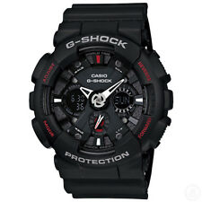 CASIO G-SHOCK Motorcycle Sports Black Watch GShock GA-120-1A