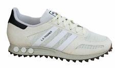 Adidas Originals La Trainer OG Zapatillas para hombre de Juegos Olímpicos Crema BY9321 M18