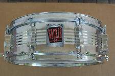 ADD this Ludwig ROCKER CHROME SNARE DRUM to YOUR DRUM SET TODAY! LOT #V363