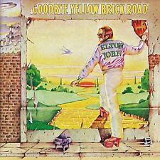 ADESIVO STICKER Elton John Goodbye Yellow Brick Road