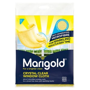 Marigold Crystal Clear Window Cloth All Cleaning Purpose