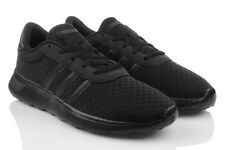 Zapatilla Adidas hombre Lite Racer negro con cordones zapatillas moda Db0646 45 1/3