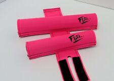FLITE old school BMX foam padset pads - USA MADE!! PINK