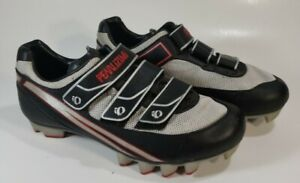 PEARL IZUMI QUEST mtb Bike Bicycle Cycling Shoes Womens EUR 39 Style 5720 black
