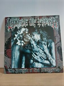 Cradle of filth The Principle Of Evil Made Flesh LP RARE