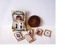 VINTAGE SHOP sul bancone in Miniatura Dollshouse