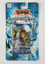 YuGiOh LOB Unlimited Legend of Blue Eyes White Dragon SEALED Blister Pack