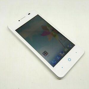 ZTE Blade C341 Q2 White (Unlocked) 4GB Android 5MP Wi-Fi 3G Dual Sim Smartphone