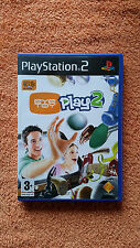 Eye Toy Play 2 PS2 / complet / envoi gratuit