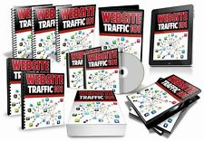 """Website Traffic 101 """"Plain and Simple Your Online Business Must Have Traffic!"""""""