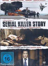 DVD - Serial Killer Story - Acción Novela de suspense - nuevo y emb. orig.